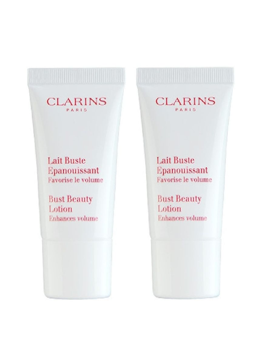 No Color color Enhancement & Treatments . Clarins Bust Beauty Lotion 15ml (Pack of 2) -