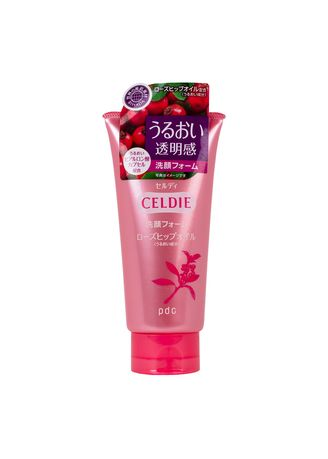 No Color color Face Wash . pdc Celdie Rosehip Seeds Facial Foam 120g -