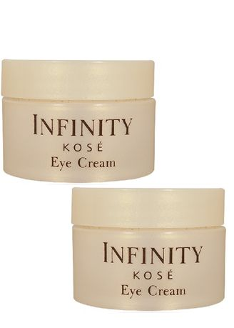 No Color color Anti-aging . Kose Infinity Cream Excellent 6g (Pack of 2) -