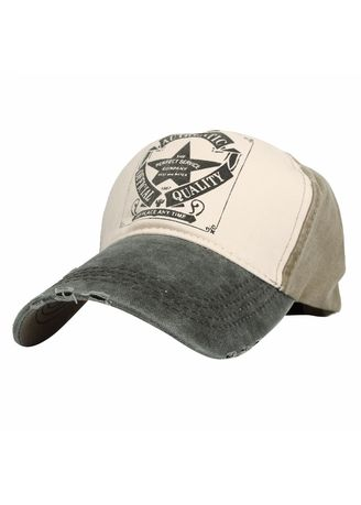 . Classic Baseball Cap Distressed Adjustable Low Profile 1 -