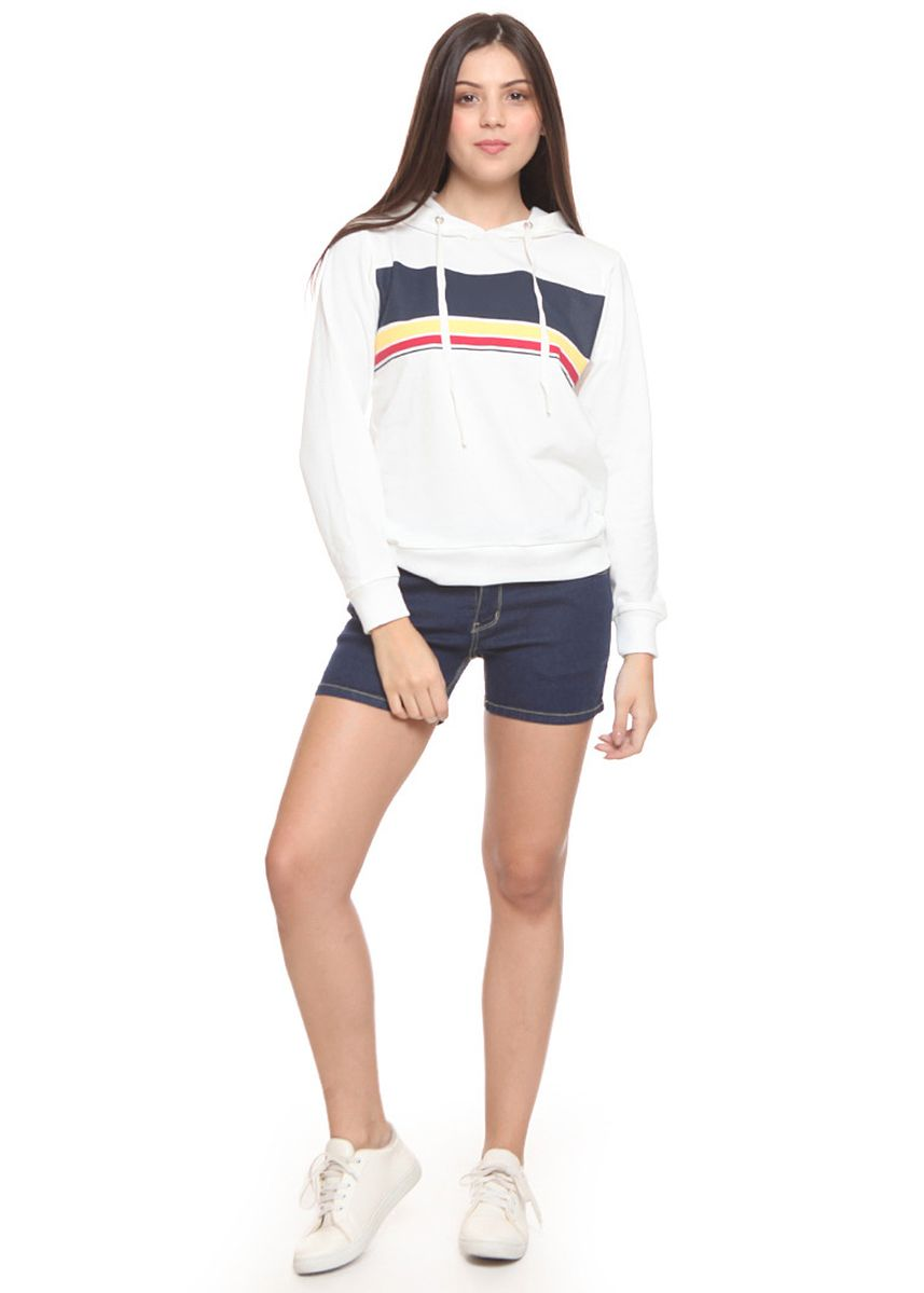Navy color Shorts . 2Nd RED Jeans Hot Pants Basic Navy -