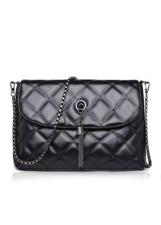 Black color Sling Bags . MSS STYLISTS กระเป๋าสะพาย Fashion Celebrity -