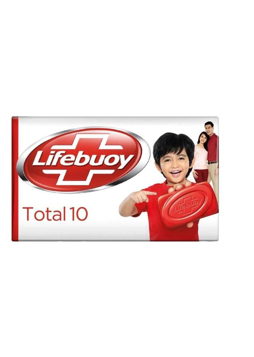 No Color color Washing & Cleaning . LIFEBUOY BAR SOAP TOTAL 10 - MERAH [DUS] -