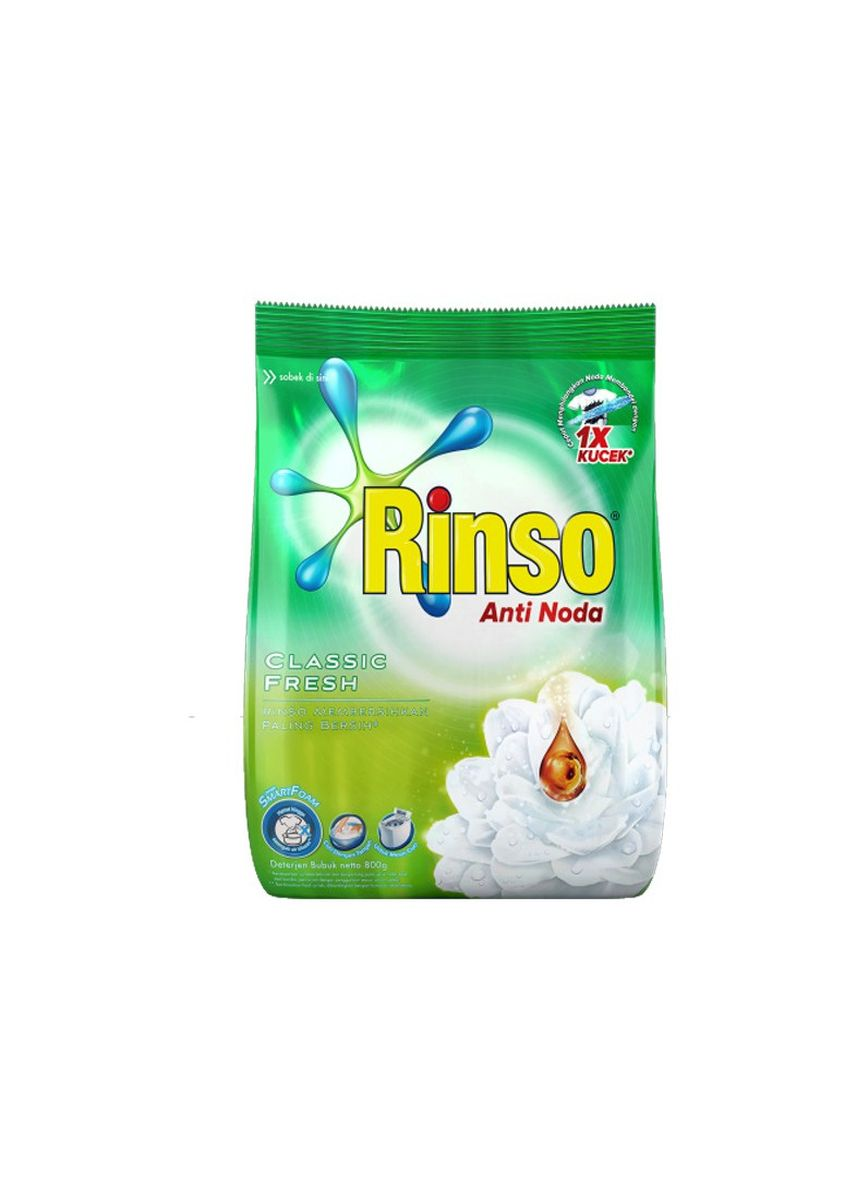 No Color color Washing & Cleaning . RINSO 770 GR [DUS] -