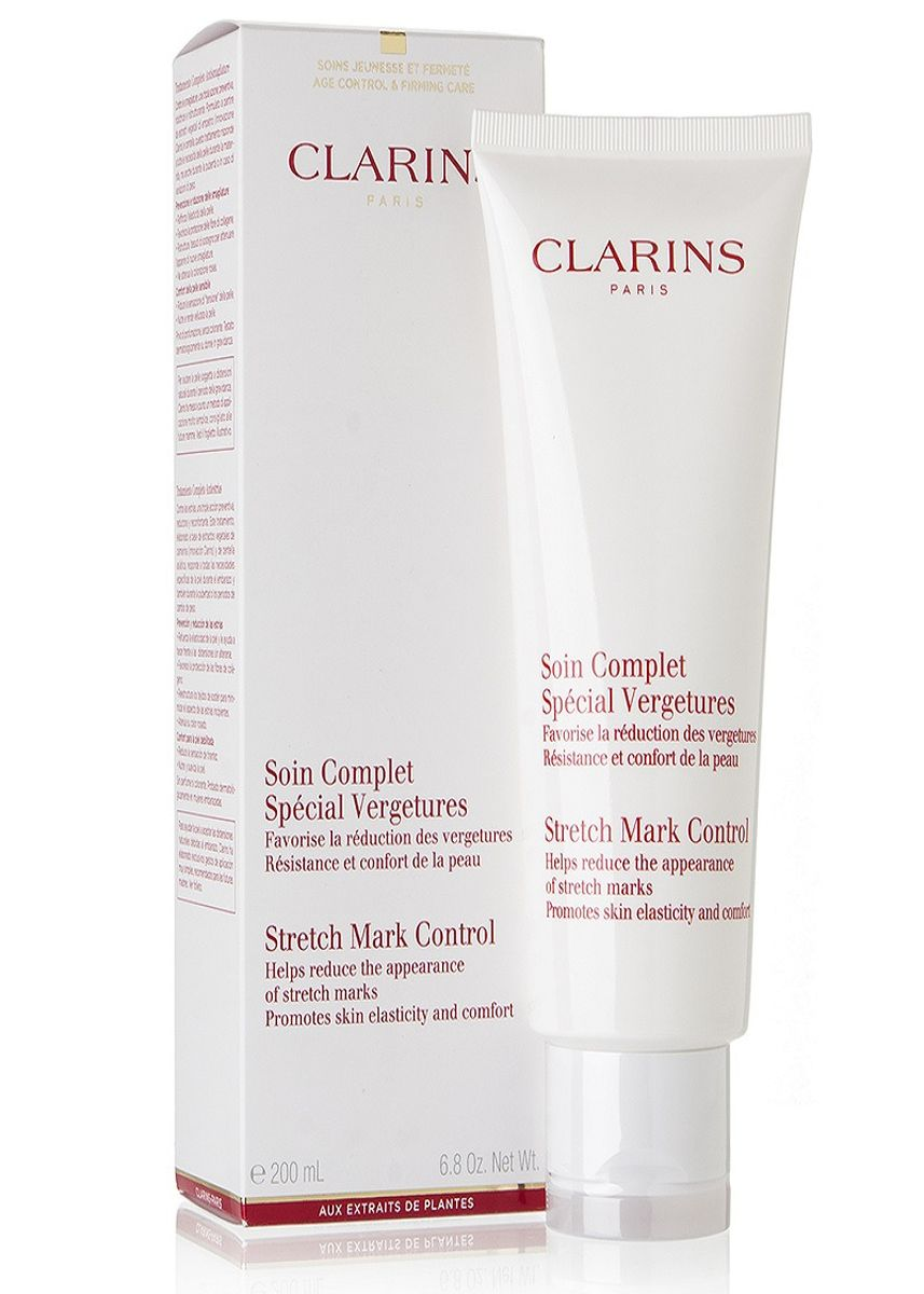 No Color color Other . Clarins Stretchmark Control 200ml -