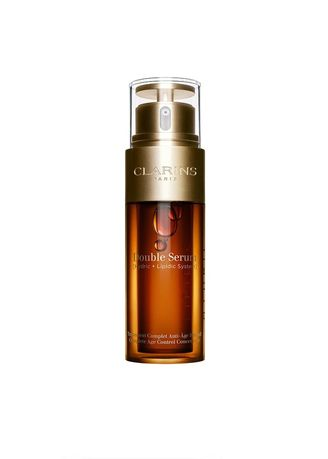 No Color color Serum & Treatment . New Clarins Double Serum 50ml -