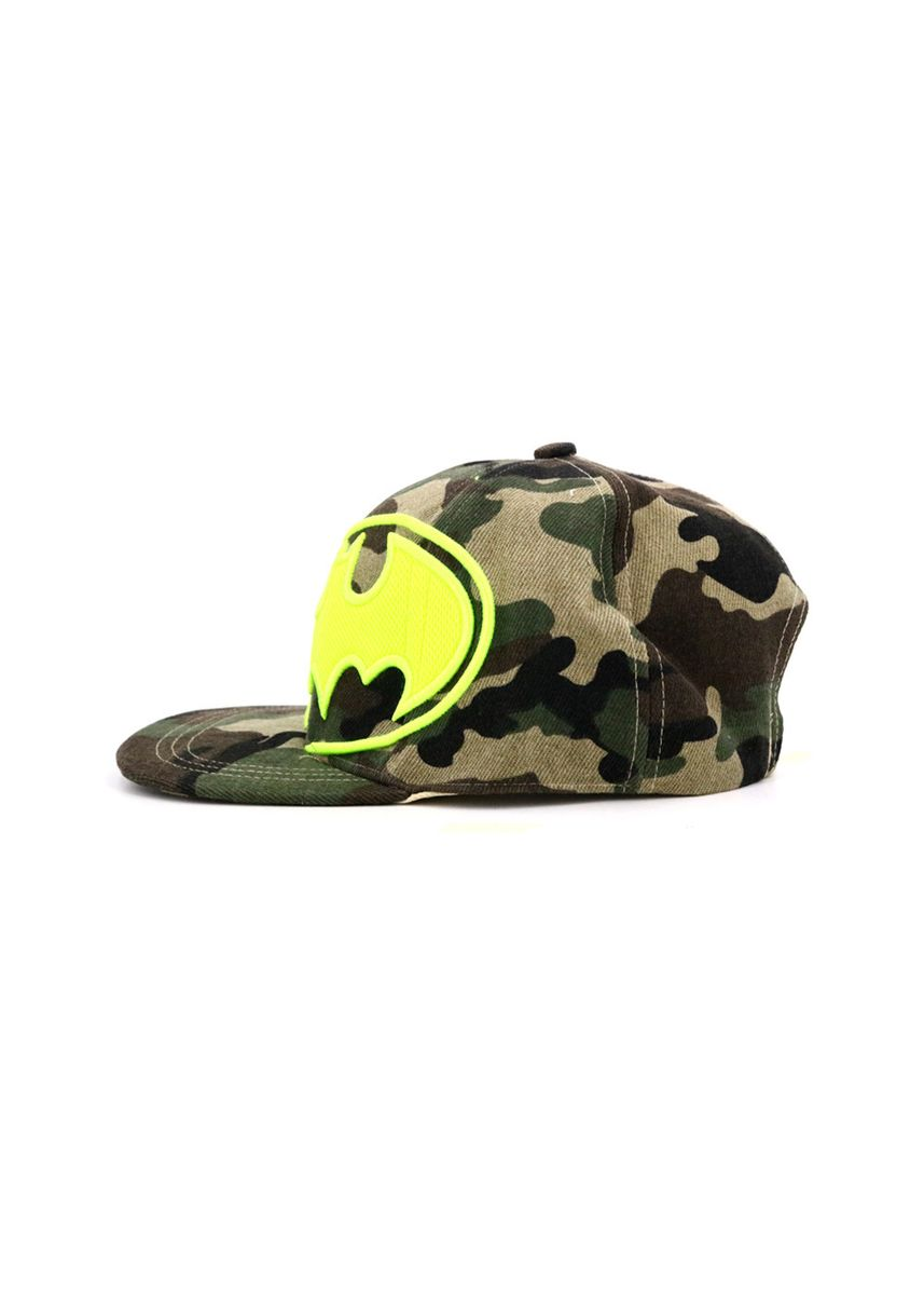 Green color  . Unisex Fashionable Snapback Cosplay Cap -