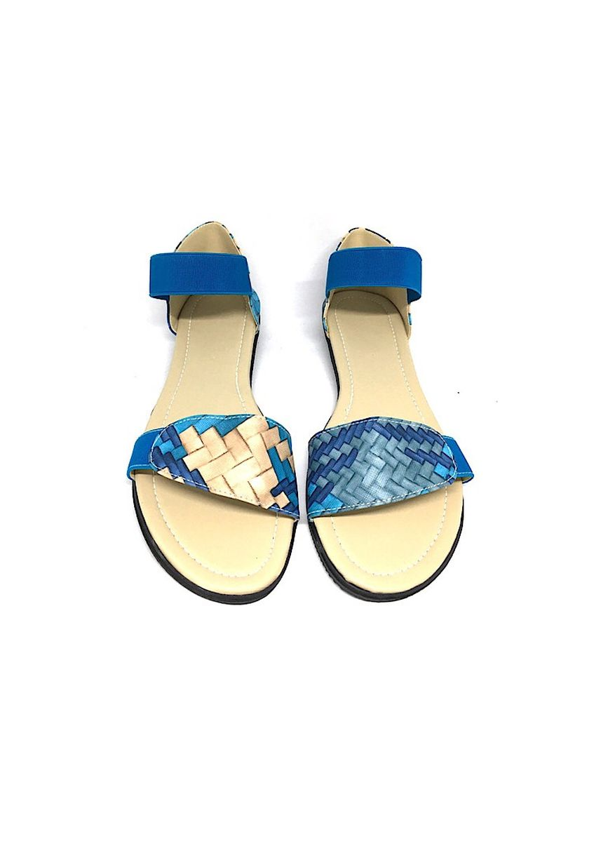 Multi color Sandals and Slippers . LIZA LYN Creations Vivi Sandals -