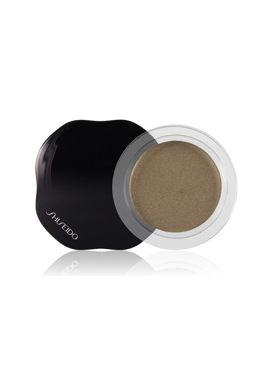 Brown color Eyes . Shiseido Shimmering Cream Eye Color GR125 Full Size 6g -