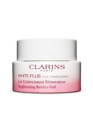 No Color color Whitening & Brightening . Clarins White Plus Brightening Revive Gel 50ml  -