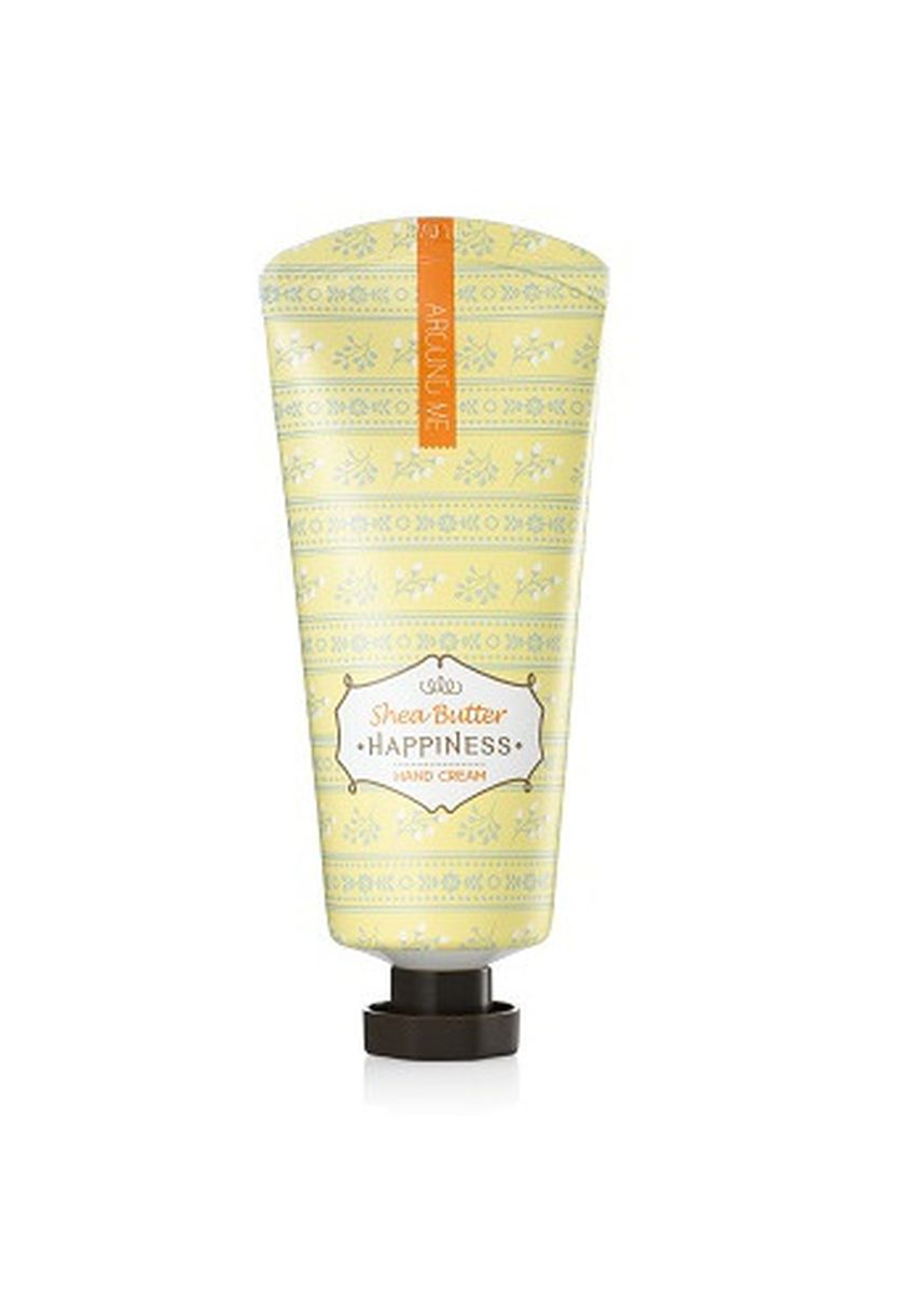 No Color color Moisturizers . BeautyK Around Me Happiness Hand Cream Shea Butter 60 Gr -