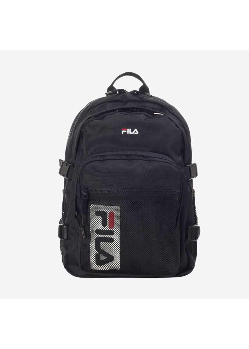 Black color Bags . Fila Kids FK3BGB3604X BLK Unisex Backpack -