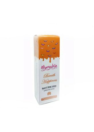 Personal Care . Moreskin Hand and Body Lotion Breath Happiness -