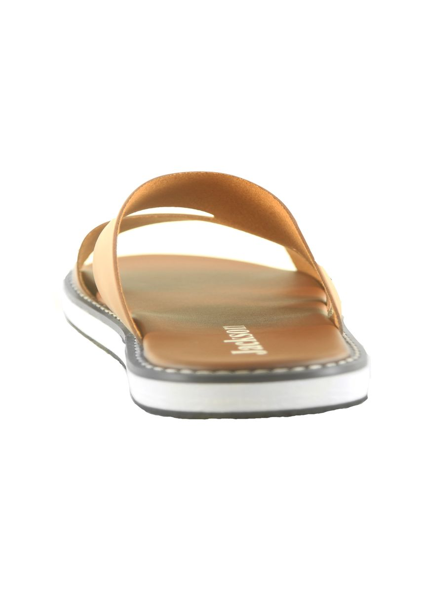 Tan color Sandals and Slippers . JACKSON Aria 2JS -