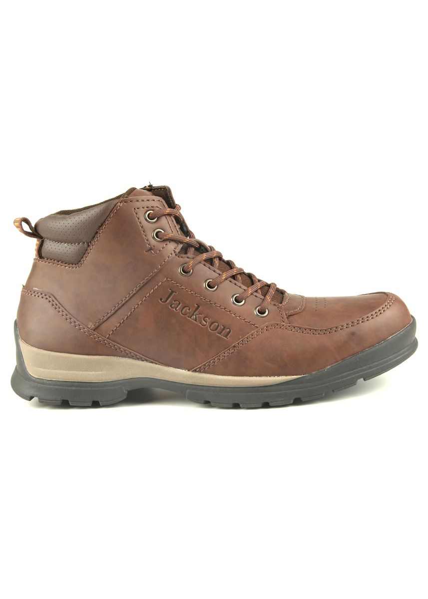 Tan color Boots . JACKSON Wing 2JC -
