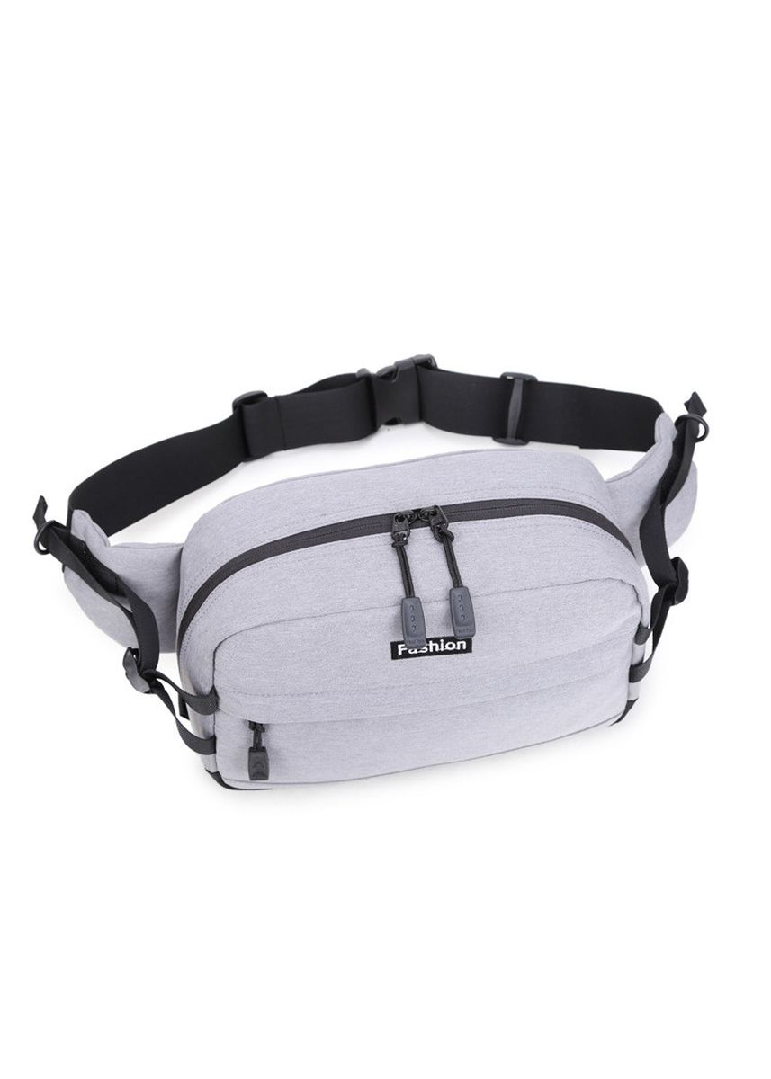 Light Grey color Messenger Bags . New Casual Men's Pockets Multi-function Large-capacity -