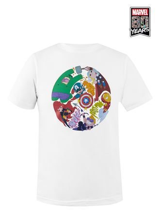 . Limited Edition Marvel 80th Competition T-Shirt Winner William Davis -