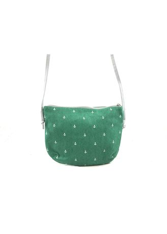 Green color Sling Bags . Kal&Bags Printed Sling Bag -