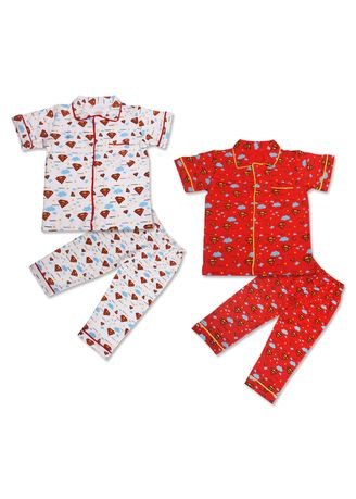 Multi color Nightsuits . Night wear 002 -