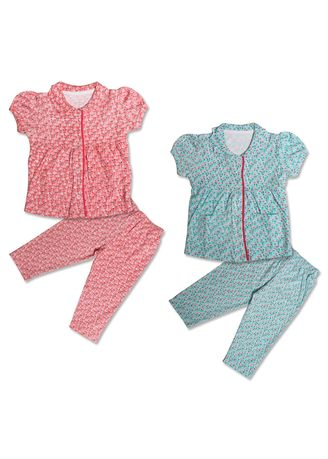 Multi color Nightsuits . Night Wear 004 -