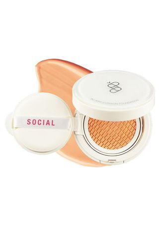 Face . BC Airy Cushion Foundation - 01 Light -