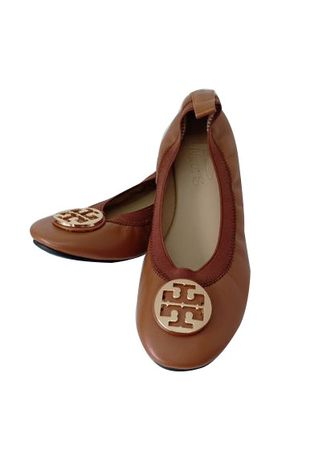 Mrs. S Tory Burch Inspired Flat Shoes