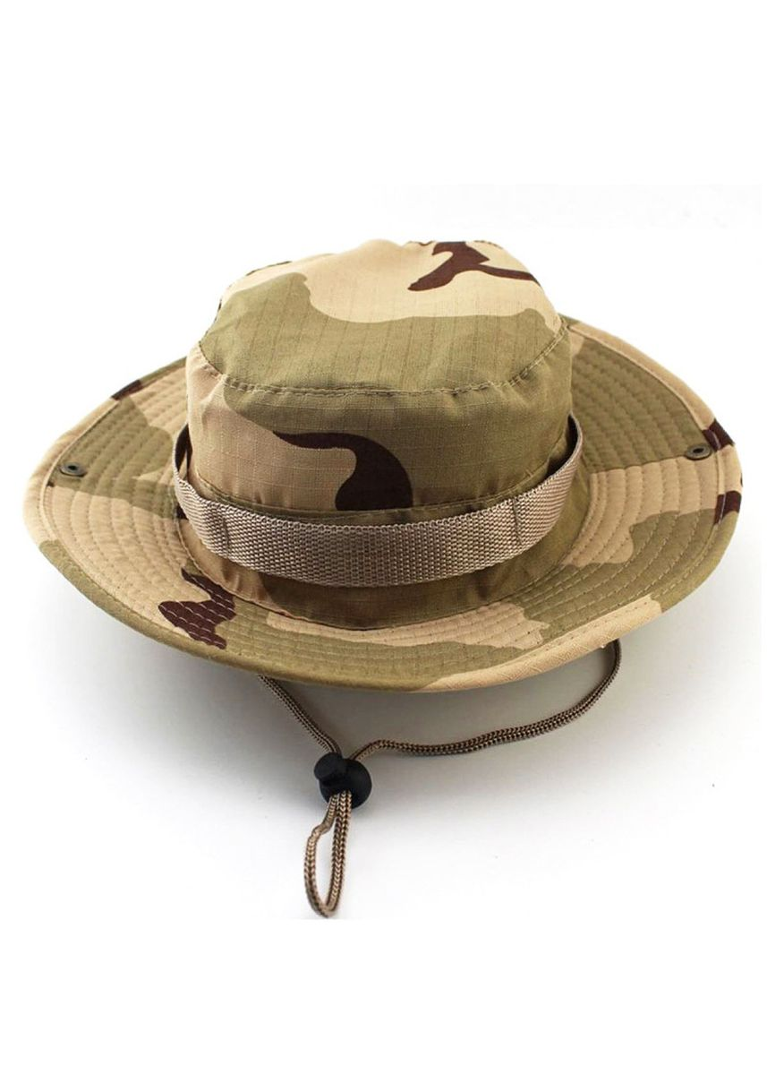 Multi color  . Fishing Unisex Camouflage Sun Hats -