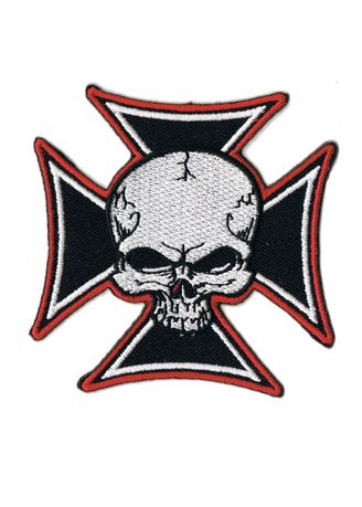 White color Others . T.son Woven Patch Label 6 cm. -