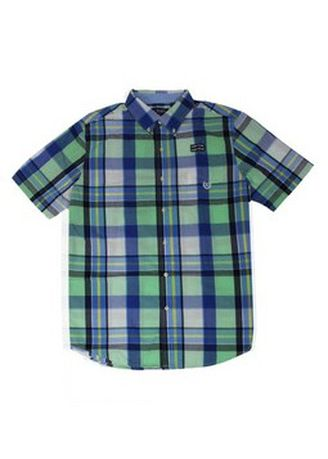 Green color Formal Shirts . Chaps by Ralph Lauren Men's Short Sleeves Knit Polo -