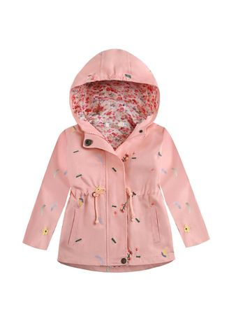 Multi color Jackets . Kid's Embroidered Coat -