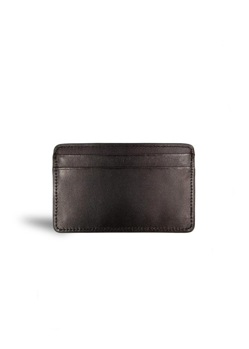 Brown color Wallets . Mens Name Card Holder Smooth Leather Intrecciato Mode Assembly  -