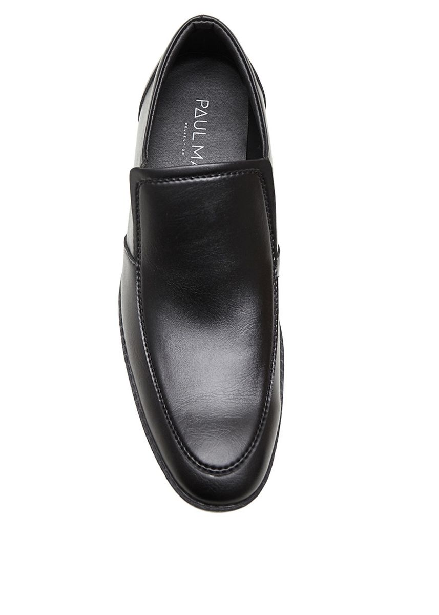 Black color Formal Shoes . PAULMAY Sepatu Formal Pria Madrid 91 -