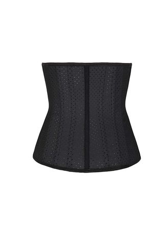 Black color Corsets . Women Weight Loss Corset   -