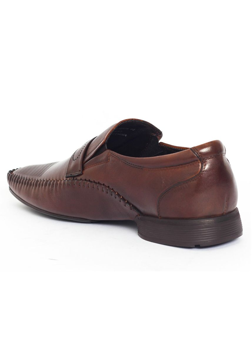 Brown color Formal Shoes . Gino Mariani Emery - Men's Formal Shoes -