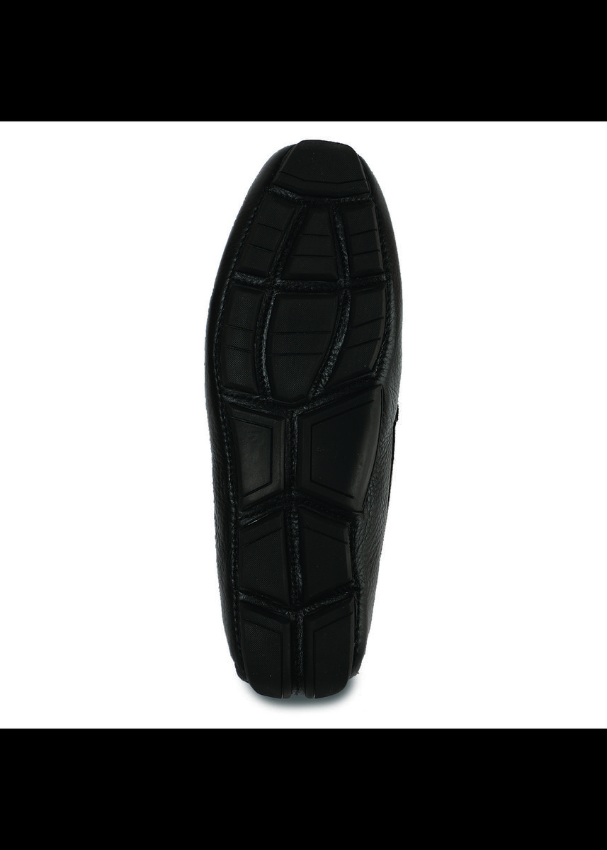 Black color Casual Shoes . Gino Mariani Edgardo 3 - Men's Loafers Shoes -