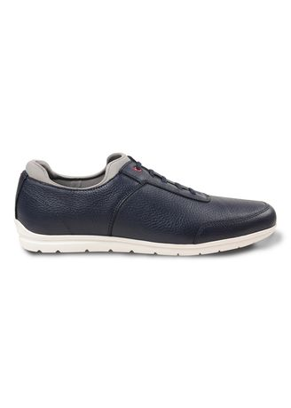 Biru Dongker color Sepatu Kasual . Gino Mariani Leander 9 - Men's Casual Shoes -