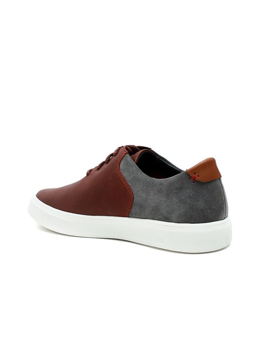 Maroon color Casual Shoes . Gino Mariani Adolph - Men's Sneakers Shoes -