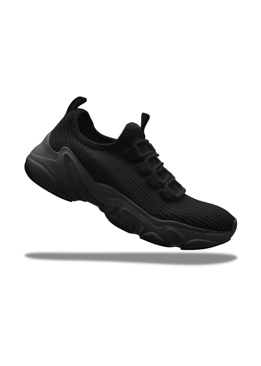 Black color Casual Shoes . Krooberg Nitro Men's Outdoor Shoes -