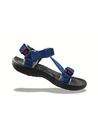 Navy color Sandals and Slippers . Krooberg Roam-3 Men's Outdoor Sandals -