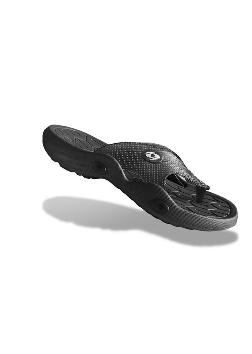 Black color Sandals and Slippers . Krooberg Viper-2 Men's Outdoor Slippers -