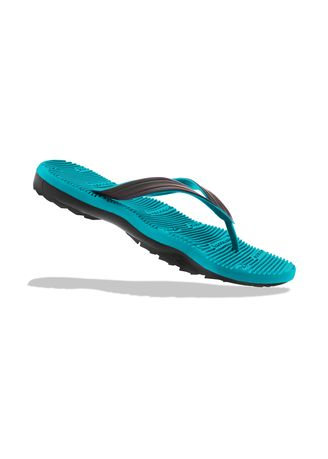 Cyan color Sandals and Slippers . Krooberg Contour-9 Men's Outdoor Slippers -