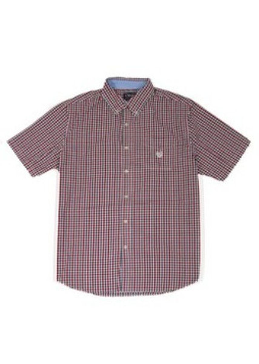 Red color Formal Shirts . Chaps Men's Knit Polo -