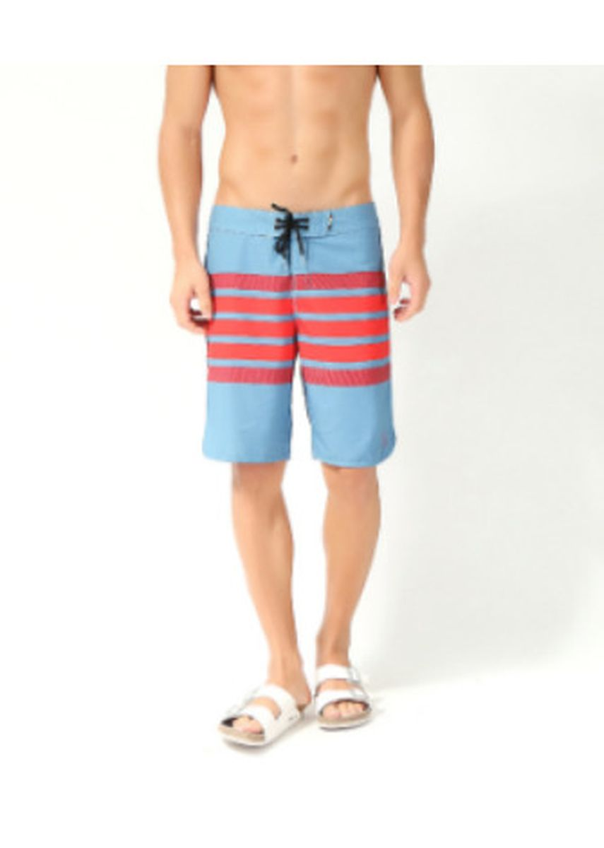 Blue color Shorts & 3/4ths . Reef Men's Board Shorts -