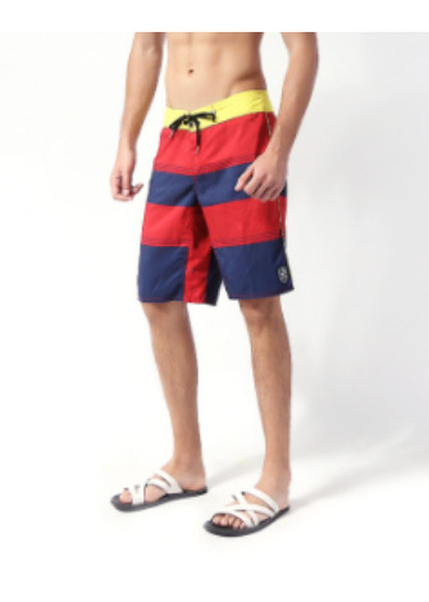 Red color Shorts & 3/4ths . Reef Men's Board Shorts -