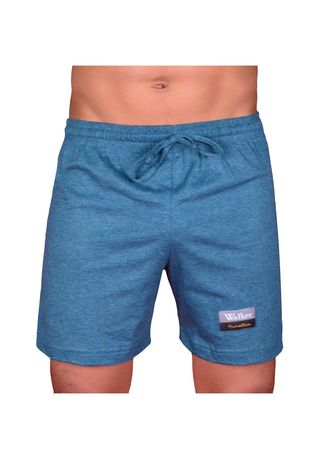 Blue color Innerwear . Walker Boxer Shorts With Drawstring -