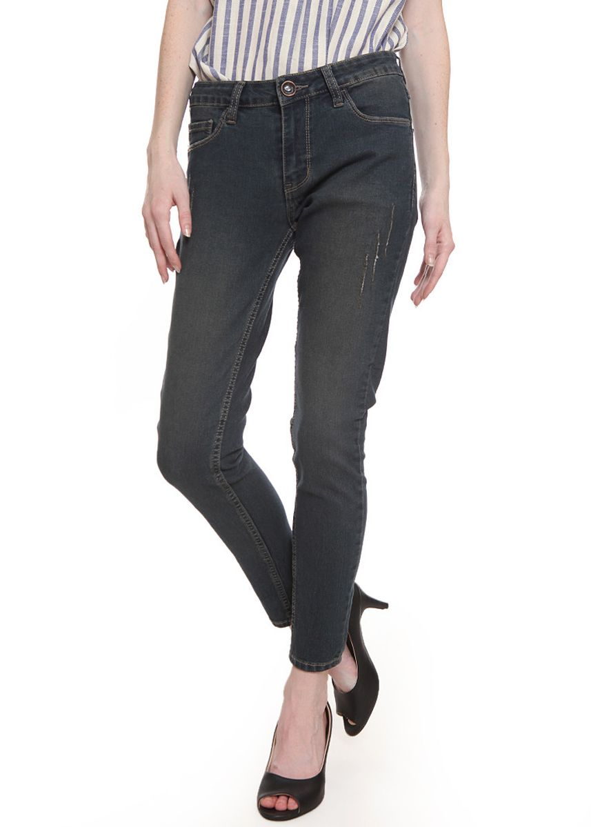 Grey color Jeans .  2nd Red Skinny Jeans Aksen Rips  Grey Stone  -