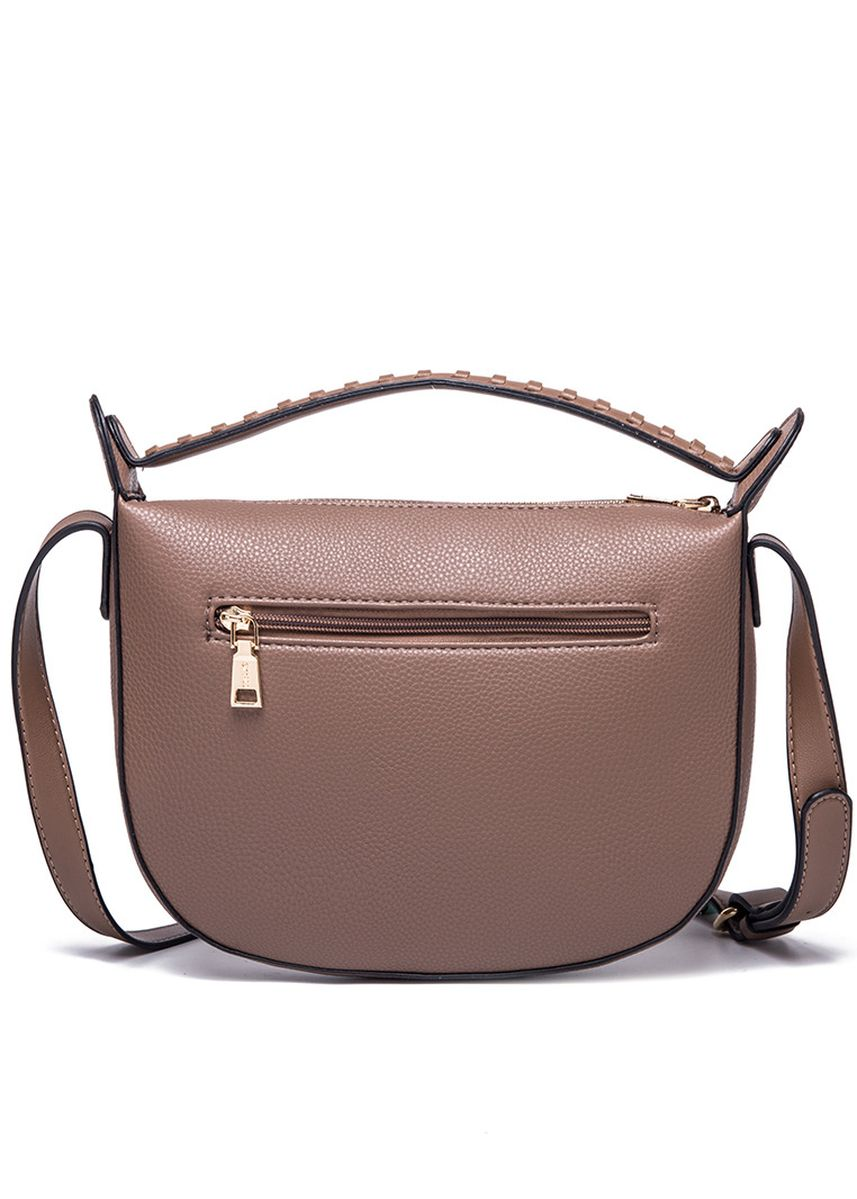 Brown color Hand Bags . GYKACO Tas Wanita Hand bag - Raylia - Fashion Top Handle Bag (Import) -