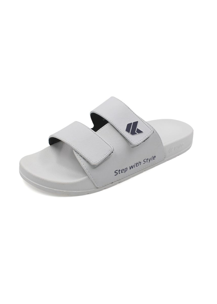 White color Sandals and Slippers . Kito Dance รองเท้าแตะ AH61 -