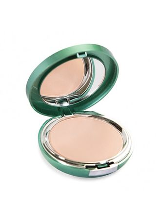 Beige color Face . Wardah Exclusive Two Way Cake - 02 -