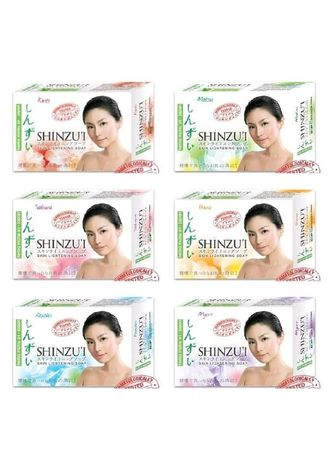 No Color color Personal Care . 1 Dus / SHINZU'I BAR SOAP MIX VARIANT -